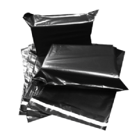 Black Mailing Bags 14x20""